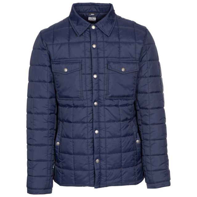 Hullford Men's Quilted Jacket