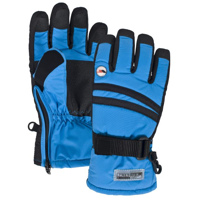 Icedale X Kids' Ski Gloves in Blue