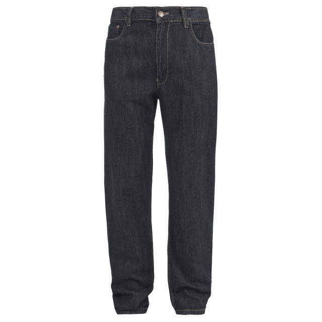 Idle Men's Denim Jeans in Black