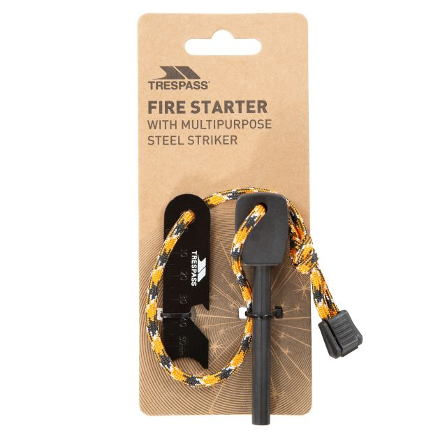 Incinerate Multipurpose Fire Starter - BLK