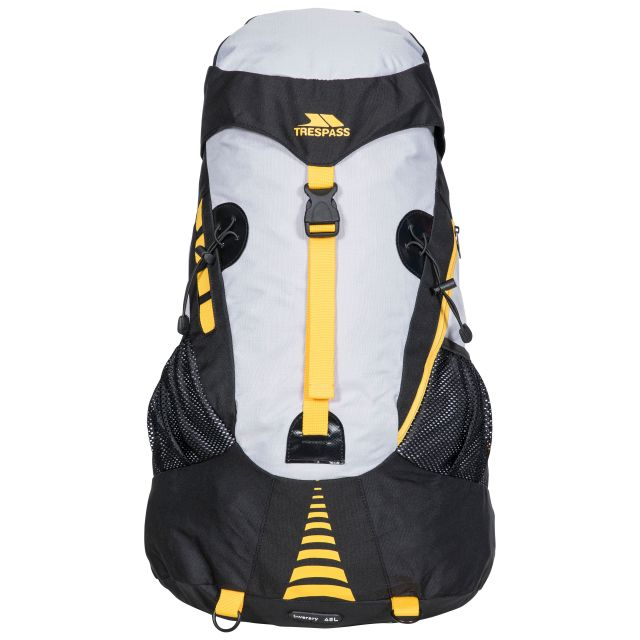 Inverary 45L Rucksack in Black