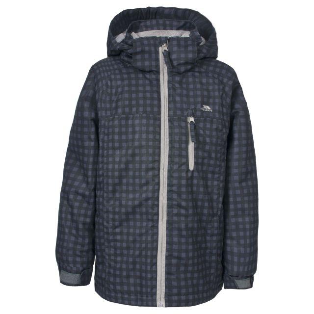 Jace Boys Waterproof Jacket in Grey