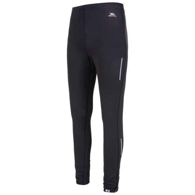 Jaxon Men's Active Leggings in Black