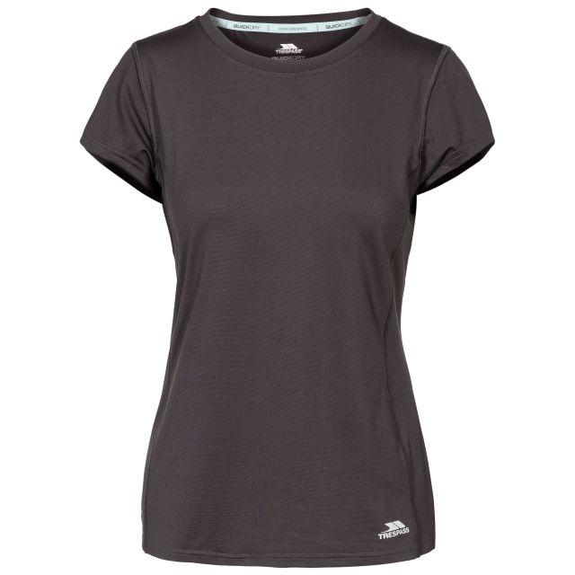 Jaylee Women's Active T-Shirt in Grey