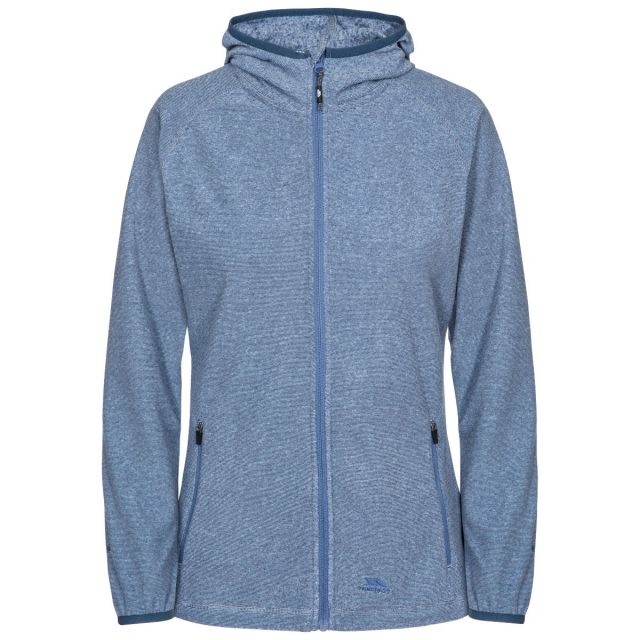 Jennings Women's Fleece Hoodie in Navy
