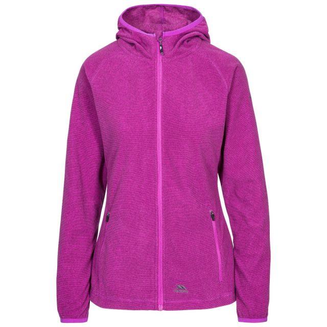 Jennings Women's Fleece Hoodie in Purple