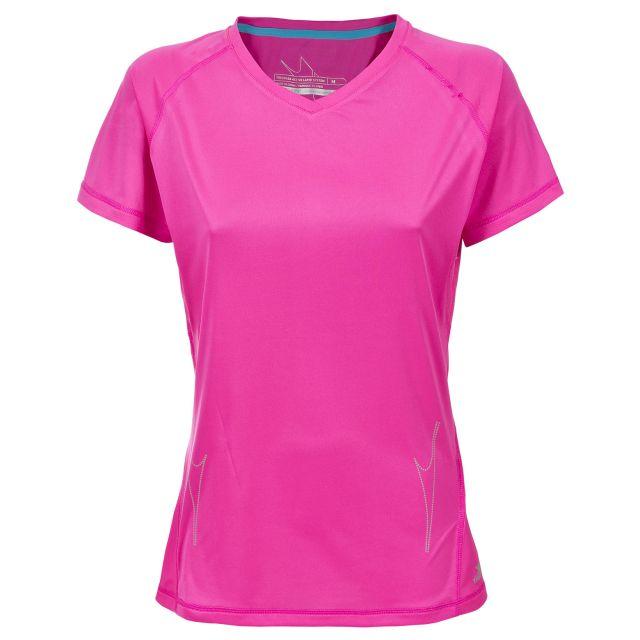Julia Women's Active Top in Pink