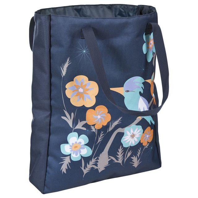 Julius Reusable Shopping Bag Navy Tone