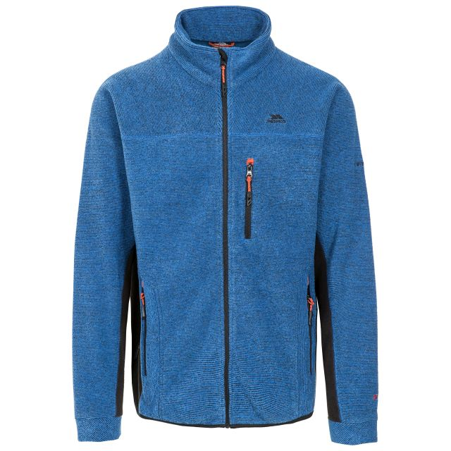 Jynx Men's Fleece Jacket in Blue