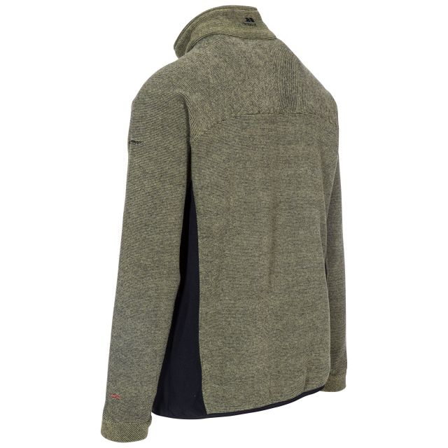 Jynx Men's Fleece Jacket in Green