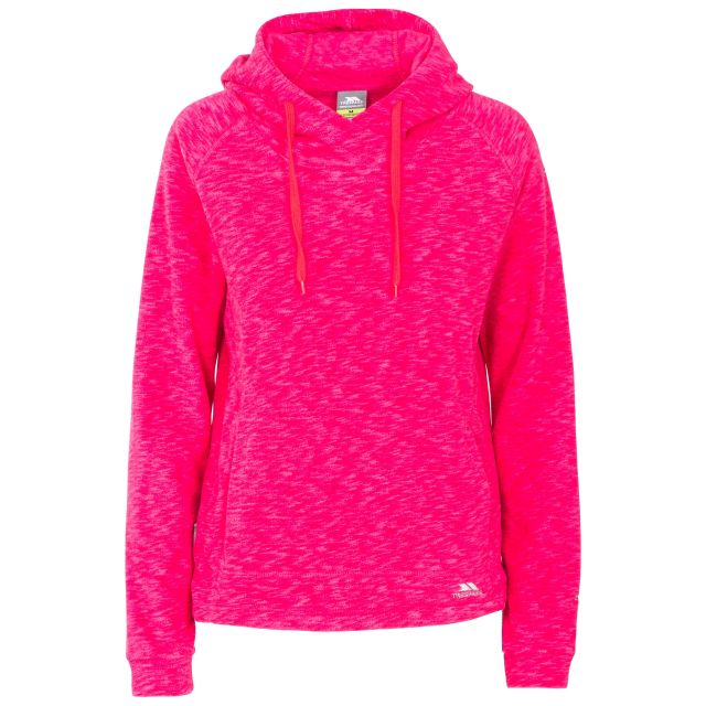 Katniss Women's Hoodie Pullover Jumper in Pink