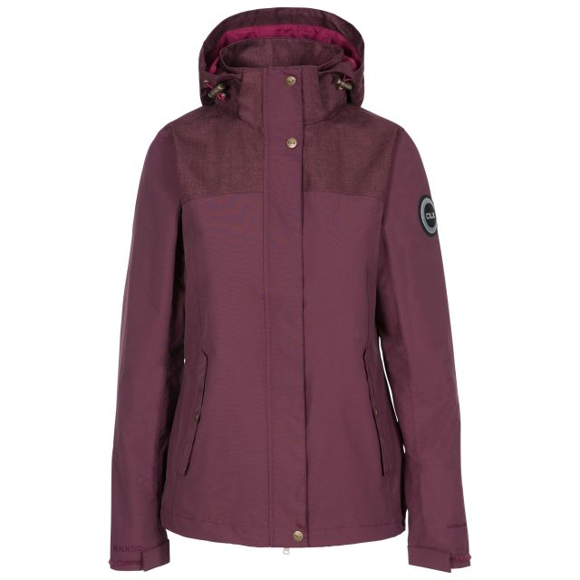 Kelby Women's DLX Waterproof Jacket - FIG