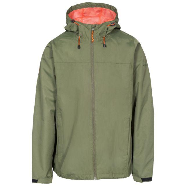 Kelty Men's Waterproof Jacket in Khaki