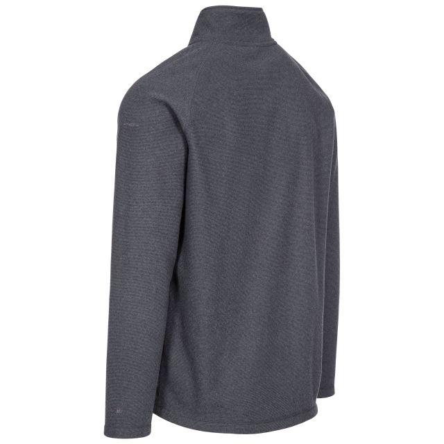 Keynote Men's 1/2 Zip Fleece in Grey