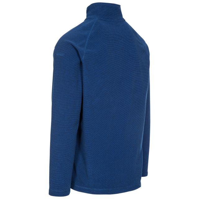 Keynote Men's 1/2 Zip Fleece in Navy
