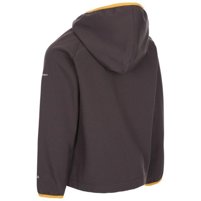 Trespass Kids' Unisex Softshell Jacket Kian - DAG