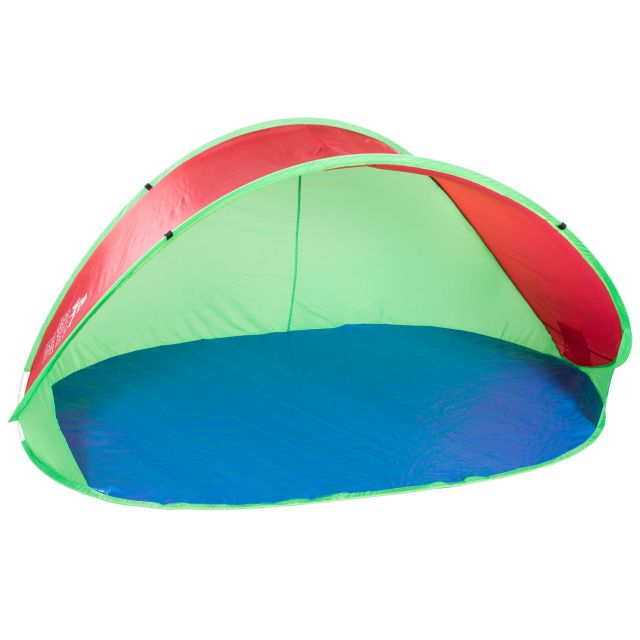 Kingsbarn 50 SPF Pop Up Garden & Beach Tent 2.4m x 1.25m in Assorted