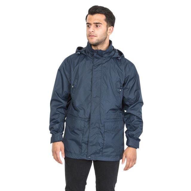 Kittridge Men's Waterproof Jacket in Navy