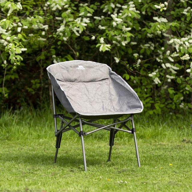Kosmos Moon Chair in Light Grey