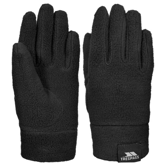 Lala II Kids' Gloves in Black
