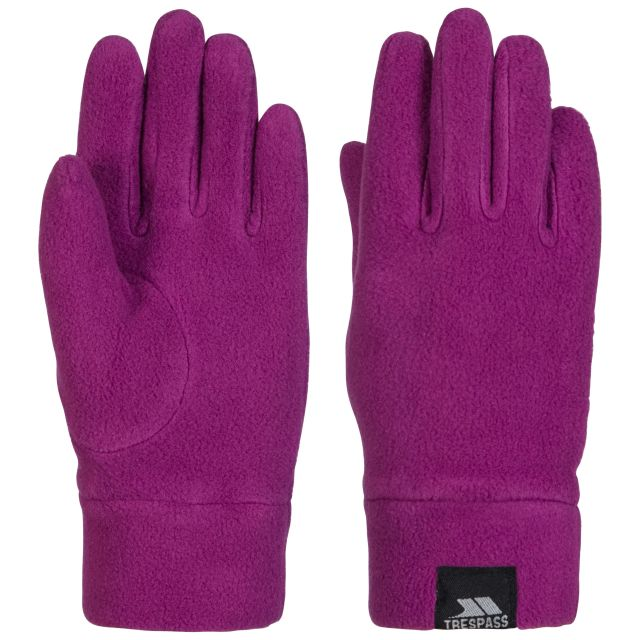 Lala II Kids' Gloves in Purple