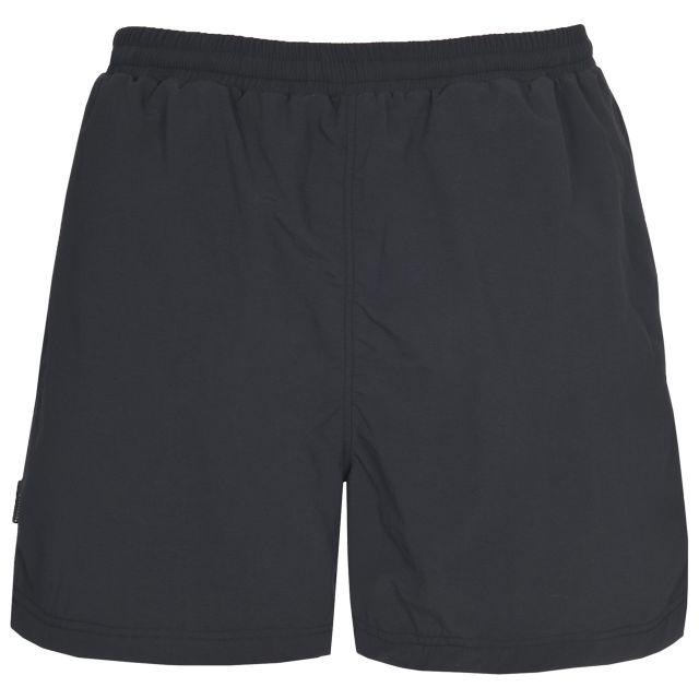 LAMIUM Men's Swim Shorts in Black