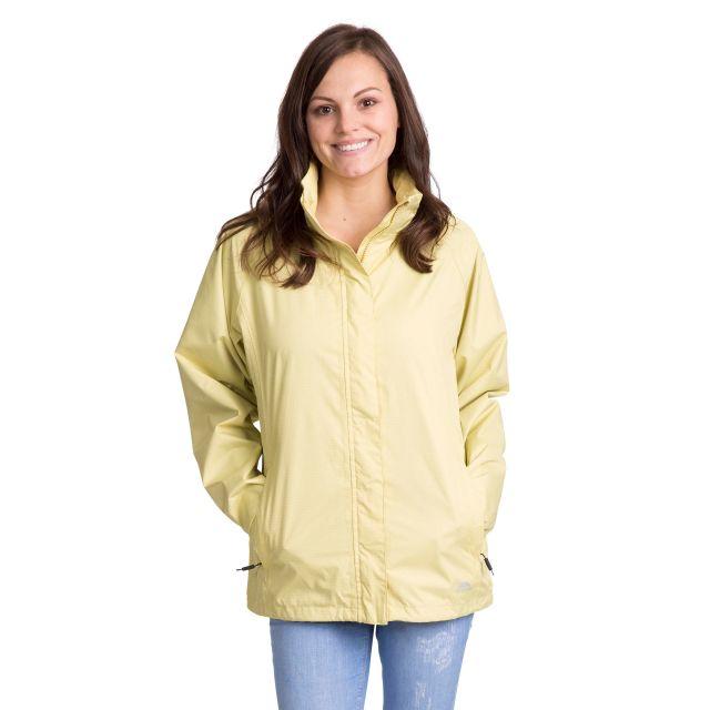 Trespass Womens Waterproof Jacket Lanna II in Green