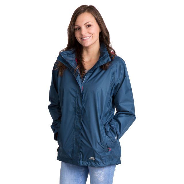 Lanna II Women's Waterproof Jacket in Blue