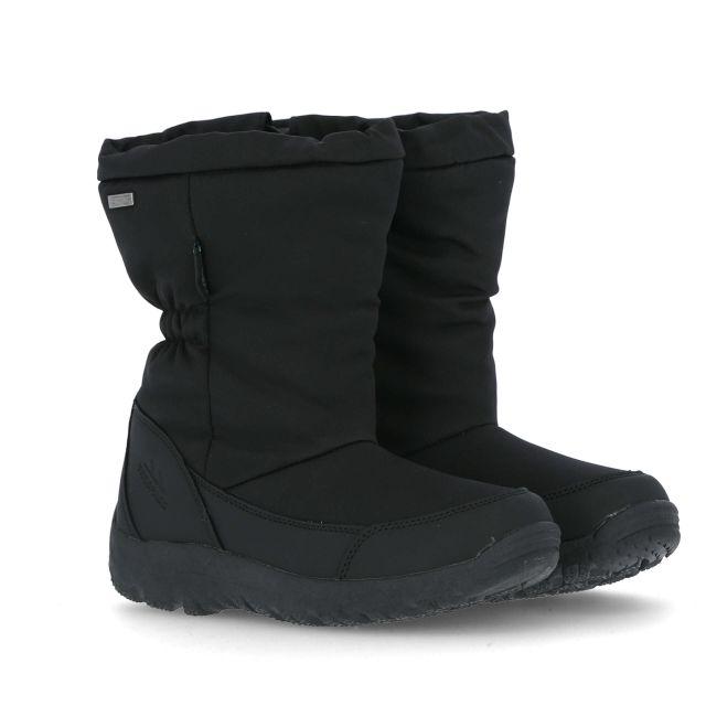 Lara II Women's Snow Boots - BLK