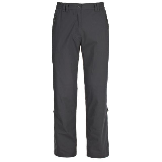 LIBERTINE Women's roll-up trousers in Grey