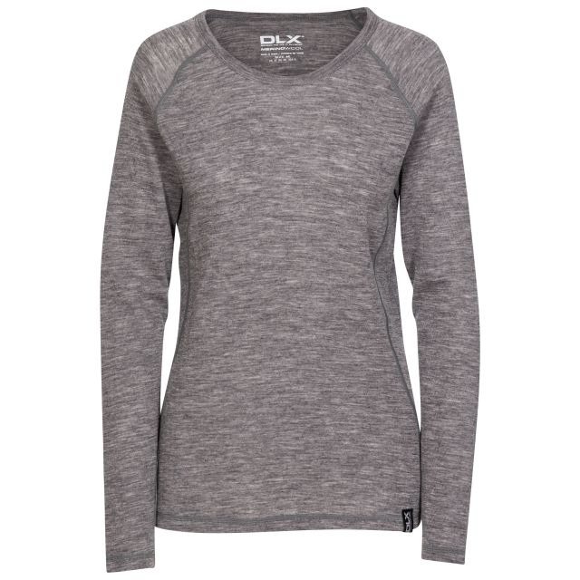 Libra Women's DLX Long Sleeve Thermal T-Shirt - DGM