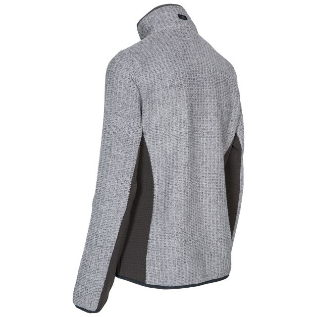 Liggins Women's Fleece in Light Grey