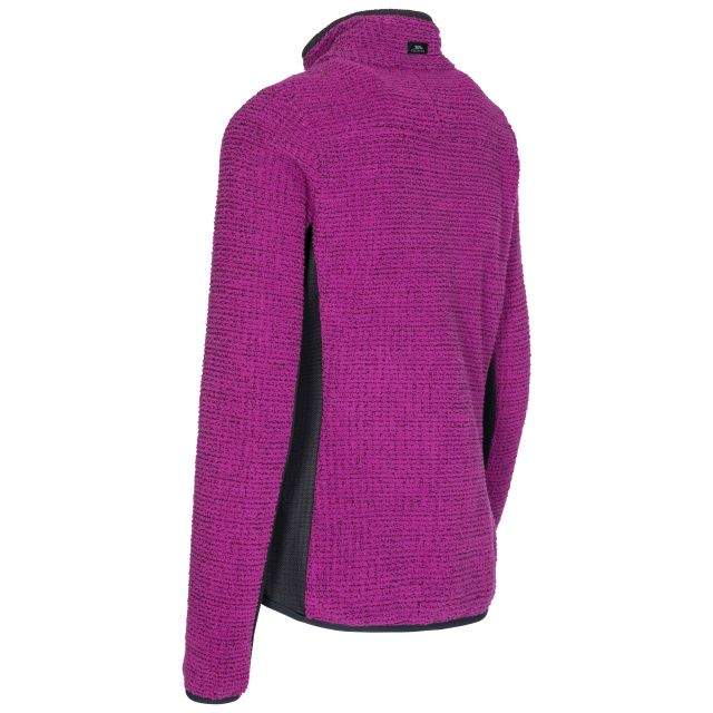 Liggins Women's Fleece in Purple