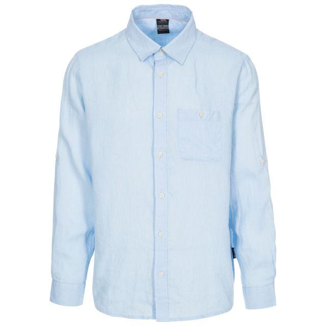 Linley Men's Linen Shirt - PBL