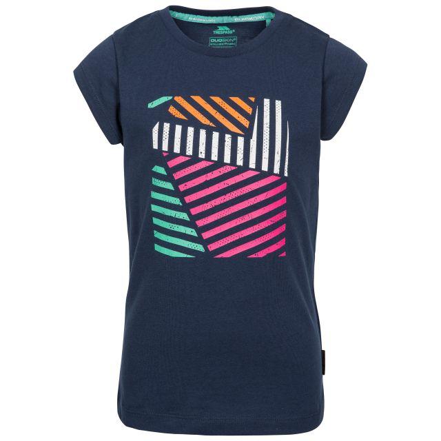 Linnea Kids' Printed T-Shirt in Navy