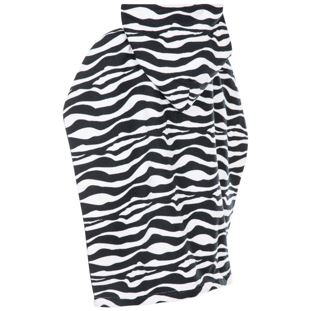 Logan Kids' Poncho Towel in Black