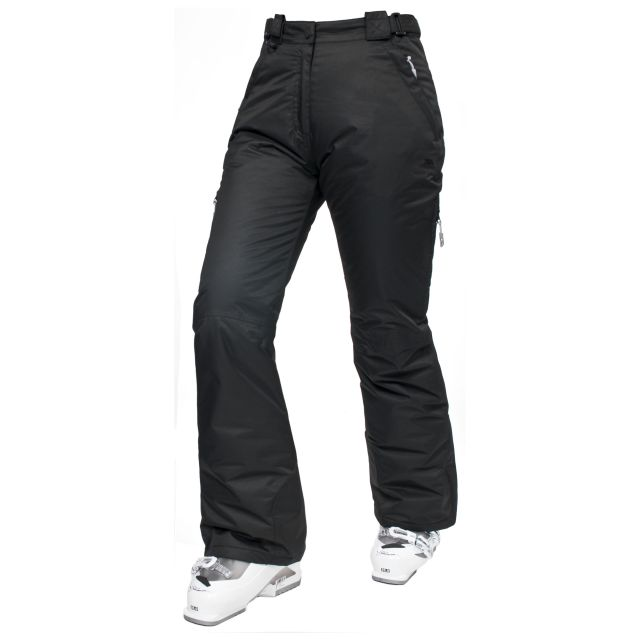 Lohan Women's Waterproof Ski Trousers in Black
