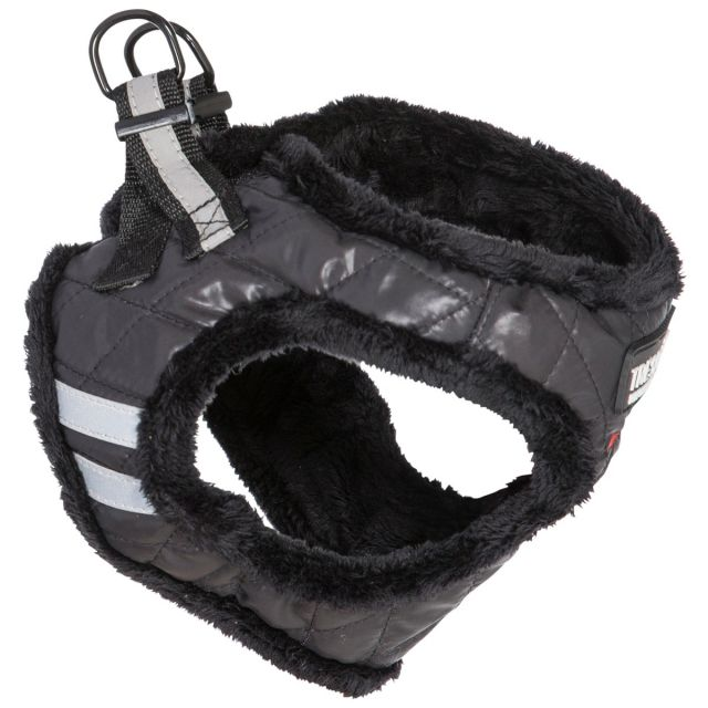 Lola Trespaws Pet Harness in Black