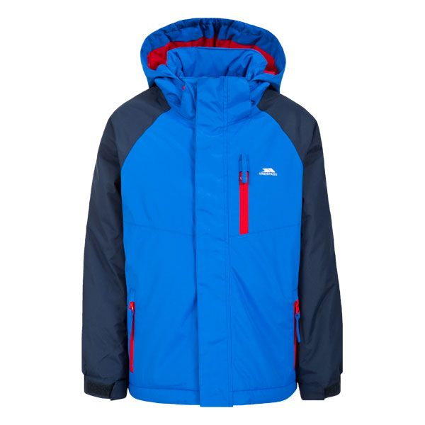 Lomont Boys' Padded Waterproof Jacket - BLU