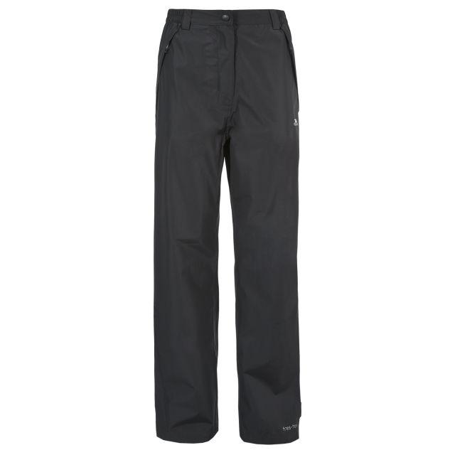 Lorena Women's Waterproof Walking Trousers in Black