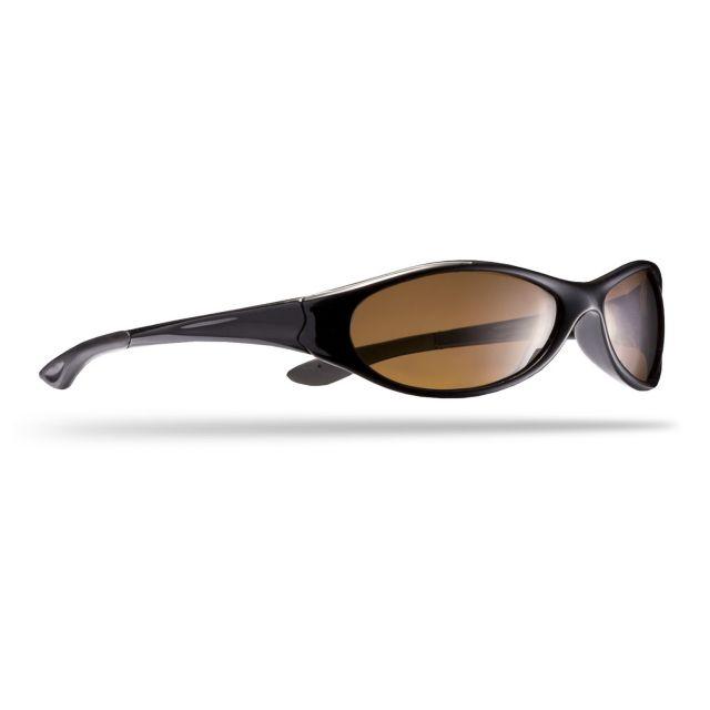 Lovegame Unisex Sunglasses in Black