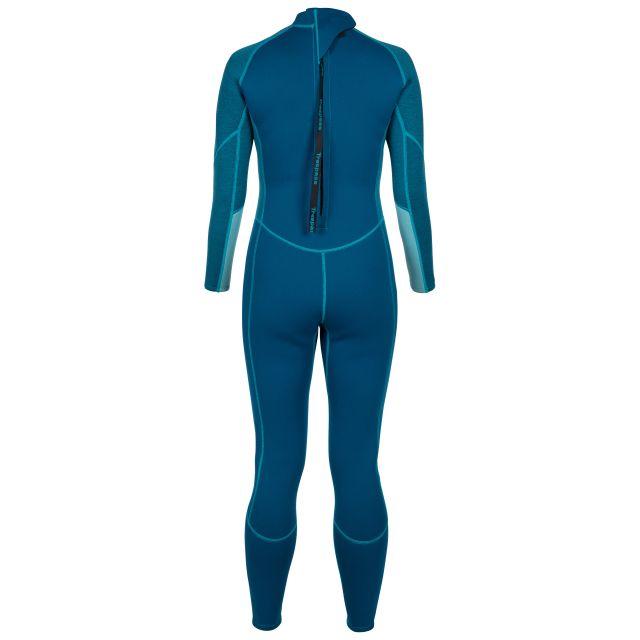 Trespass Women's 3mm Full Length Wetsuit Lox Blue