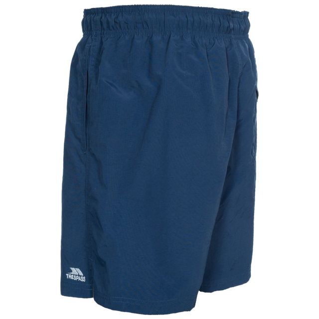 Luena Men's Casual Swim Shorts in Navy