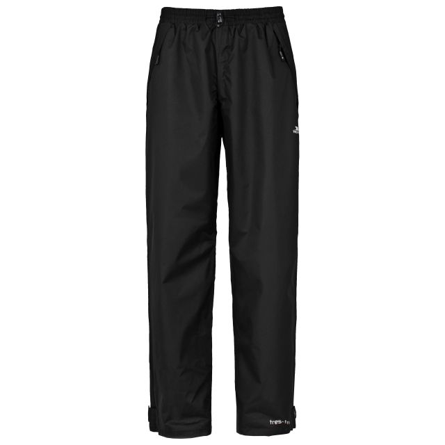 Corvo Men's Waterproof Trousers in Black