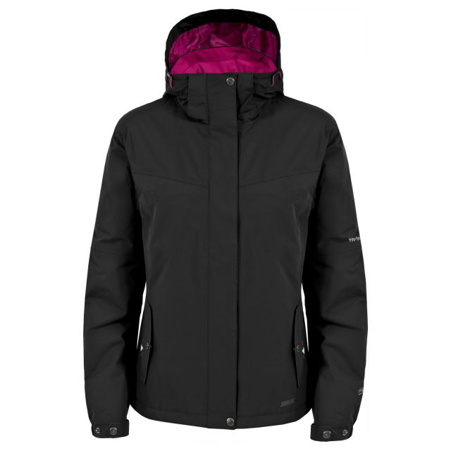 Malissa Women's Waterproof Jacket in Black