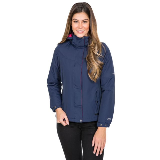Malissa Women's Waterproof Jacket in Navy