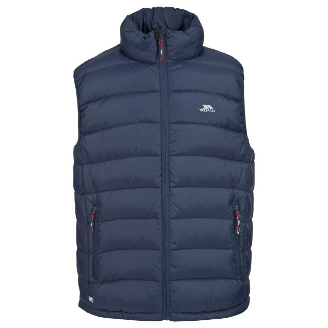 Mallroy Men's Down Gilet in Navy