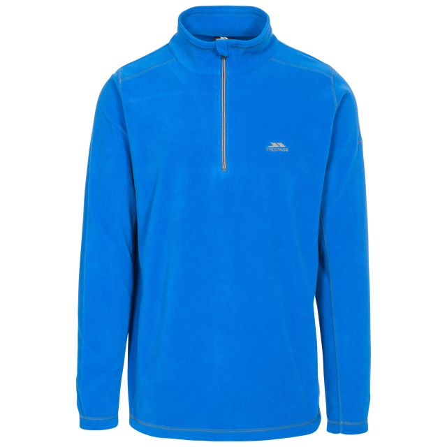 Maringa Men's 1/2 Zip Fleece in Blue