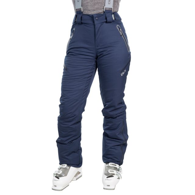 Marisol DLX Ski Trousers in Navy