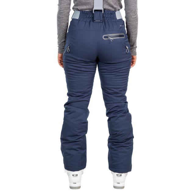 Marisol Women's DLX Waterproof Ski Trousers in Navy